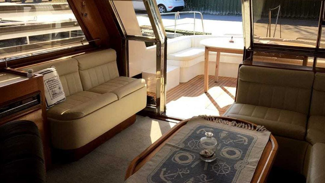 Босфор и Золотой рог на индивидуальной яхте с Гидом - фото 3