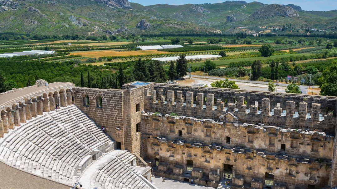 АСПЕНДОС - лучший римский театр в Анталии - фото 2