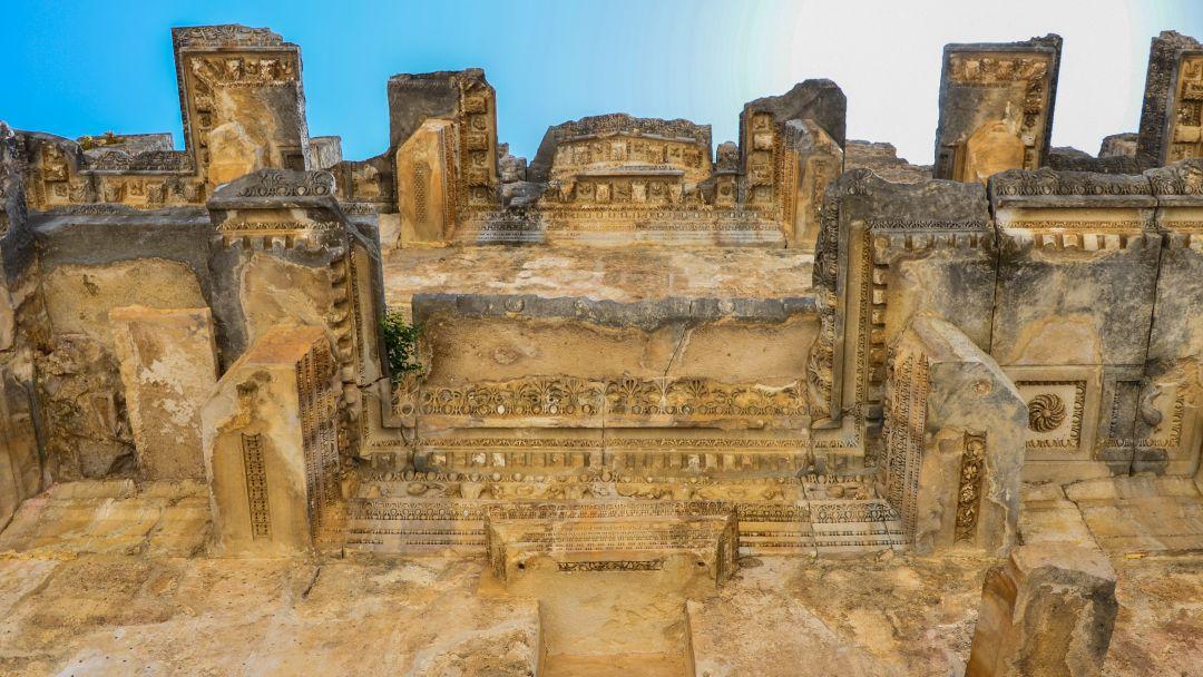 АСПЕНДОС - лучший римский театр в Анталии - фото 7