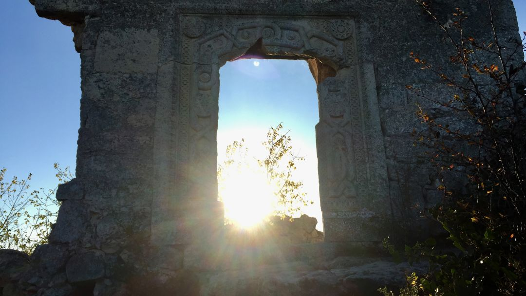Мангуп - столица княжества Феодоро  - фото 12