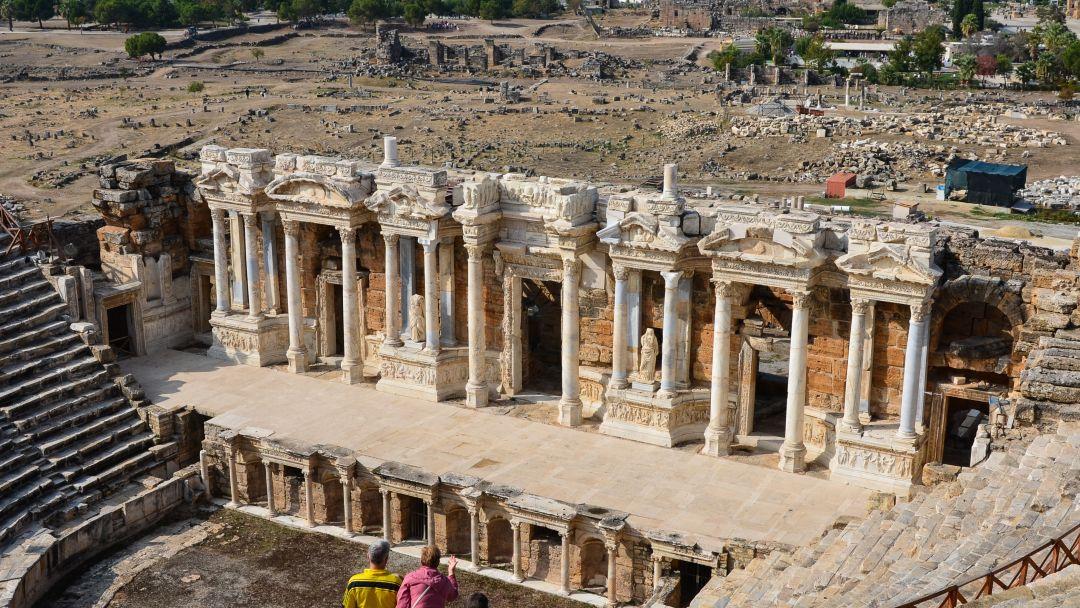 Памуккале - объект всемирного наследия ЮНЕСКО в Турции - фото 2