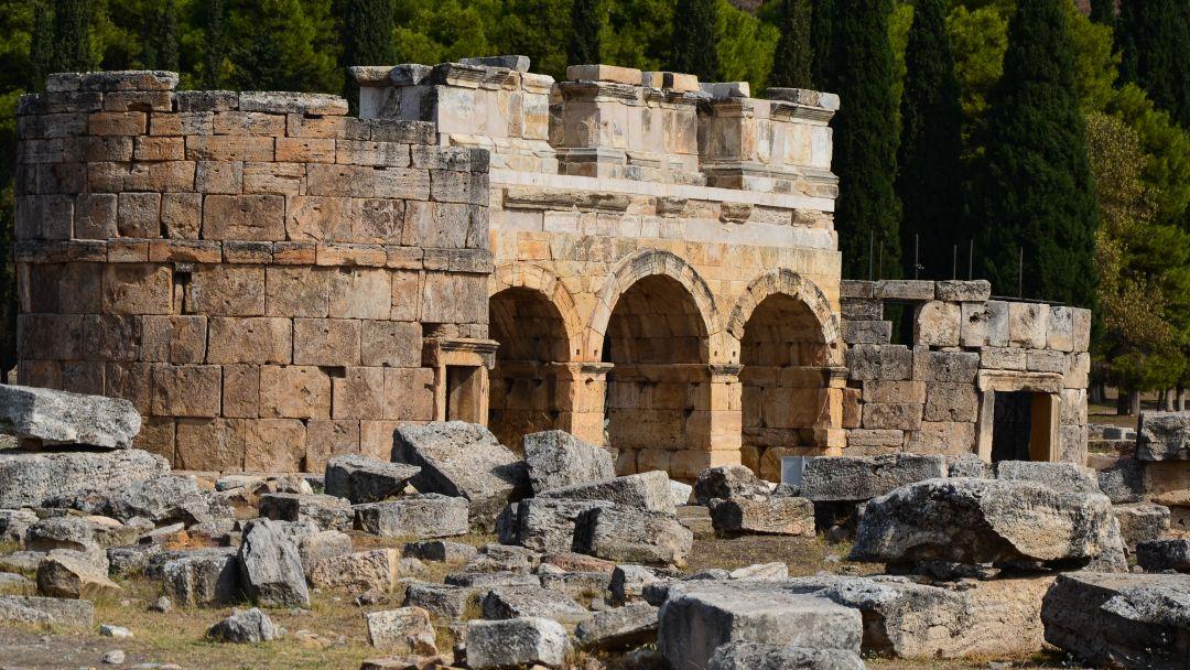Памуккале - объект всемирного наследия ЮНЕСКО в Турции - фото 3