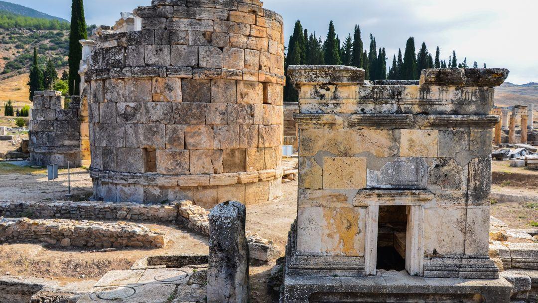 Памуккале - объект всемирного наследия ЮНЕСКО в Турции - фото 4