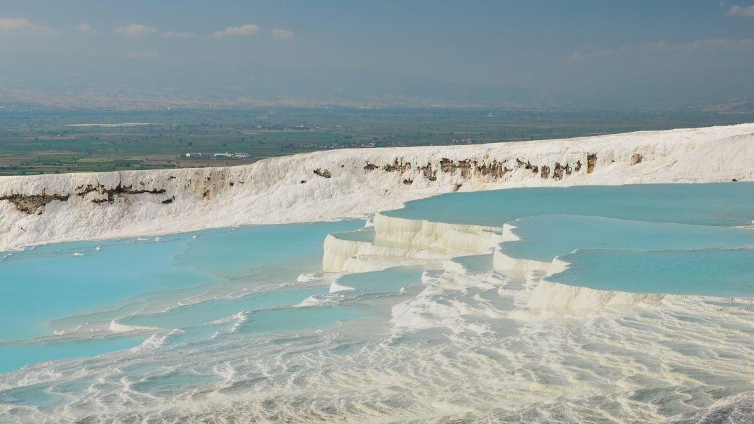 Памуккале - объект всемирного наследия ЮНЕСКО в Турции - фото 7