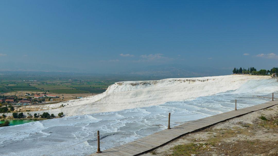 Памуккале - объект всемирного наследия ЮНЕСКО в Турции - фото 9