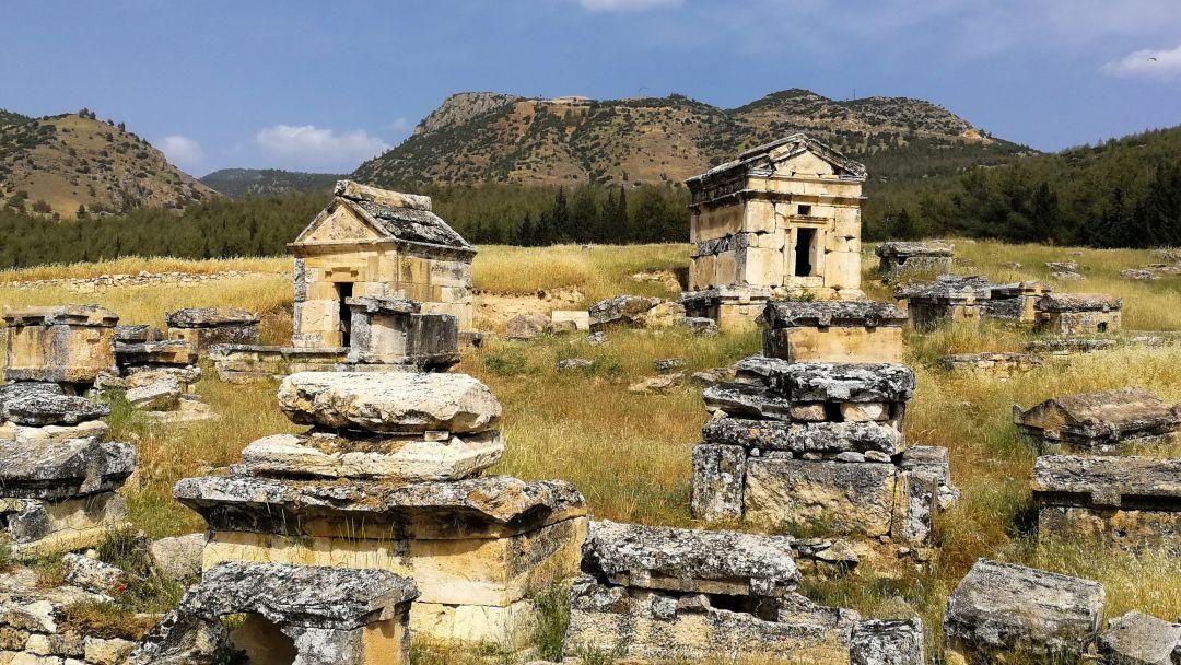 Памуккале - объект всемирного наследия ЮНЕСКО в Турции - фото 10