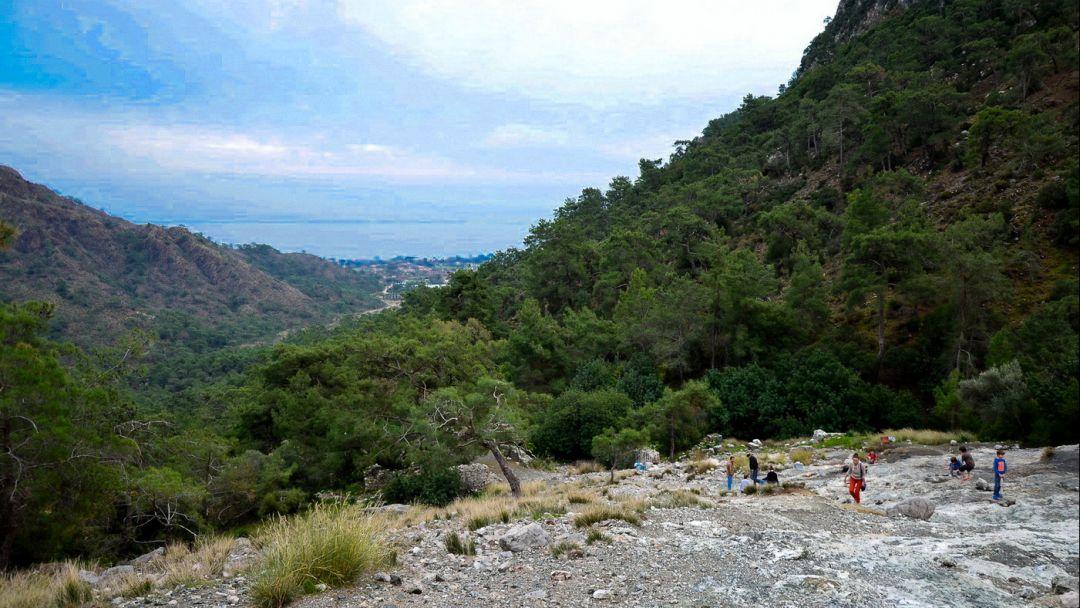 Гора Янарташ - мифическая гора Химера - фото 11