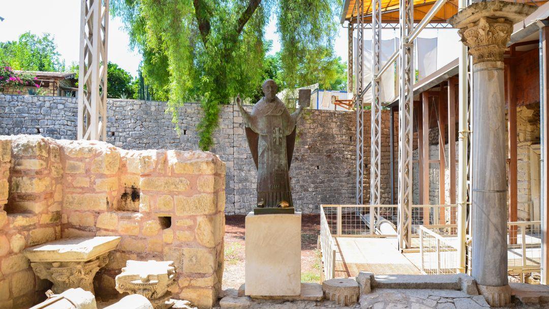 Церковь Святого Николая и Ликийские гробницы - фото 4