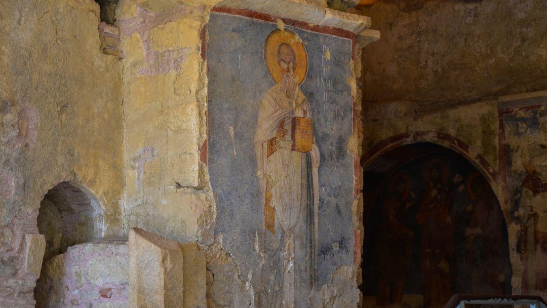 Церковь Святого Николая и Ликийские гробницы - фото 5