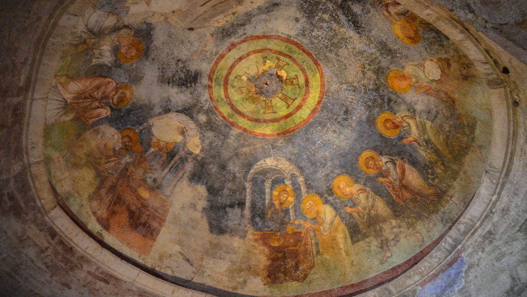 Церковь Святого Николая и Ликийские гробницы - фото 7