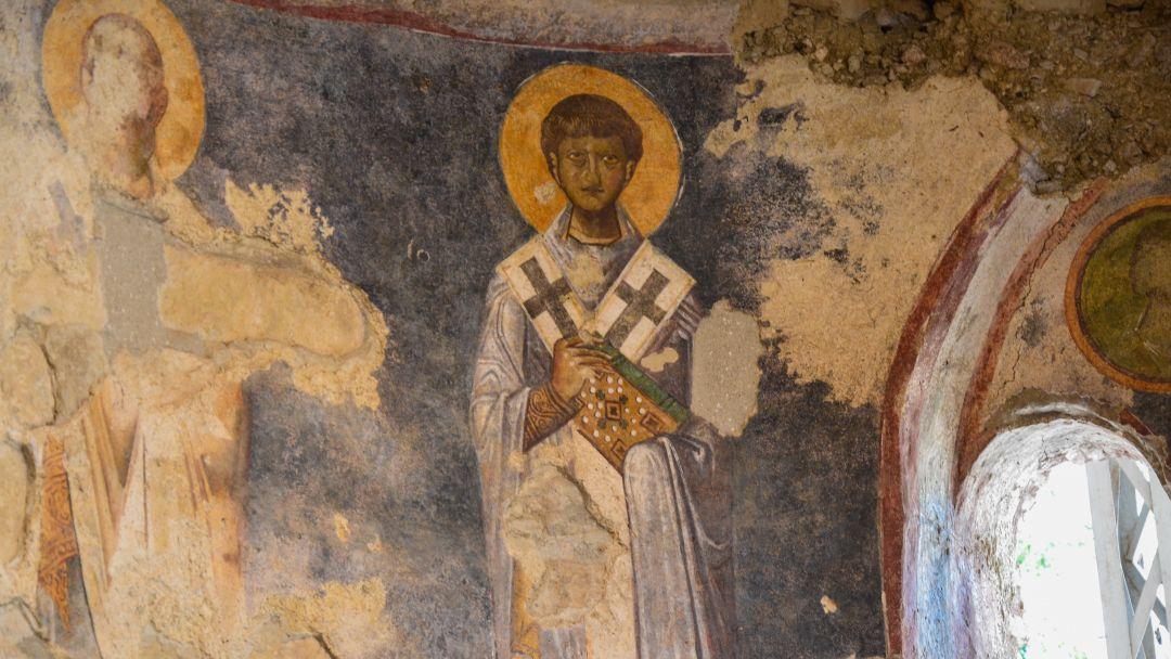 Церковь Святого Николая и Ликийские гробницы - фото 8