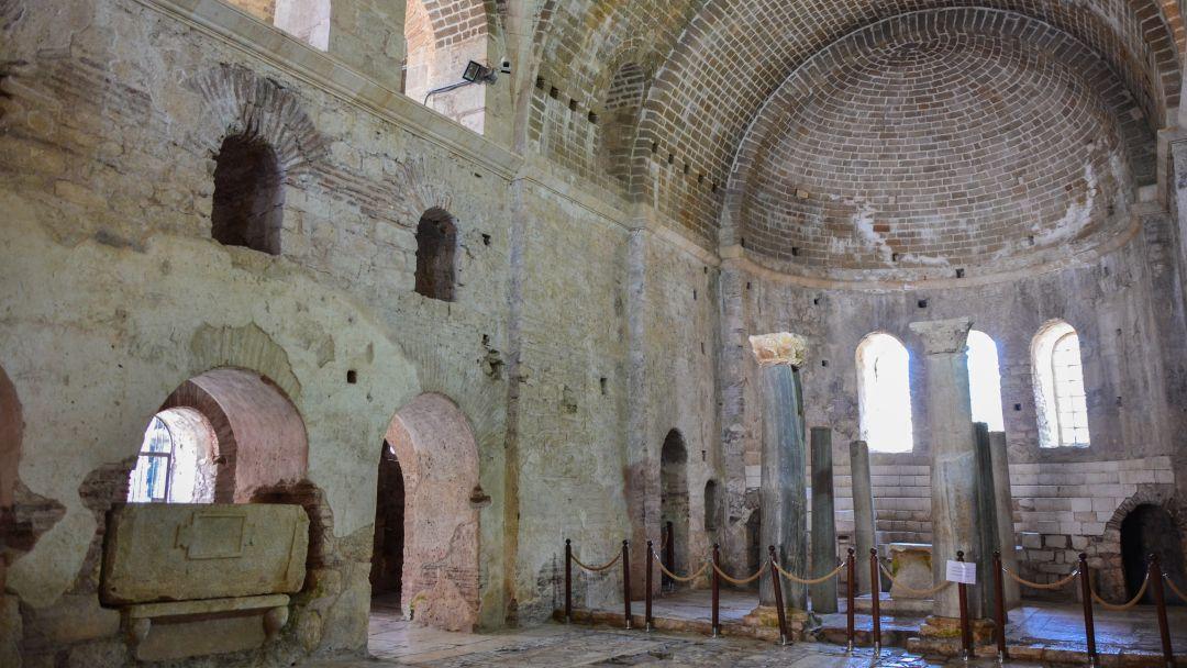 Церковь Святого Николая и Ликийские гробницы - фото 10