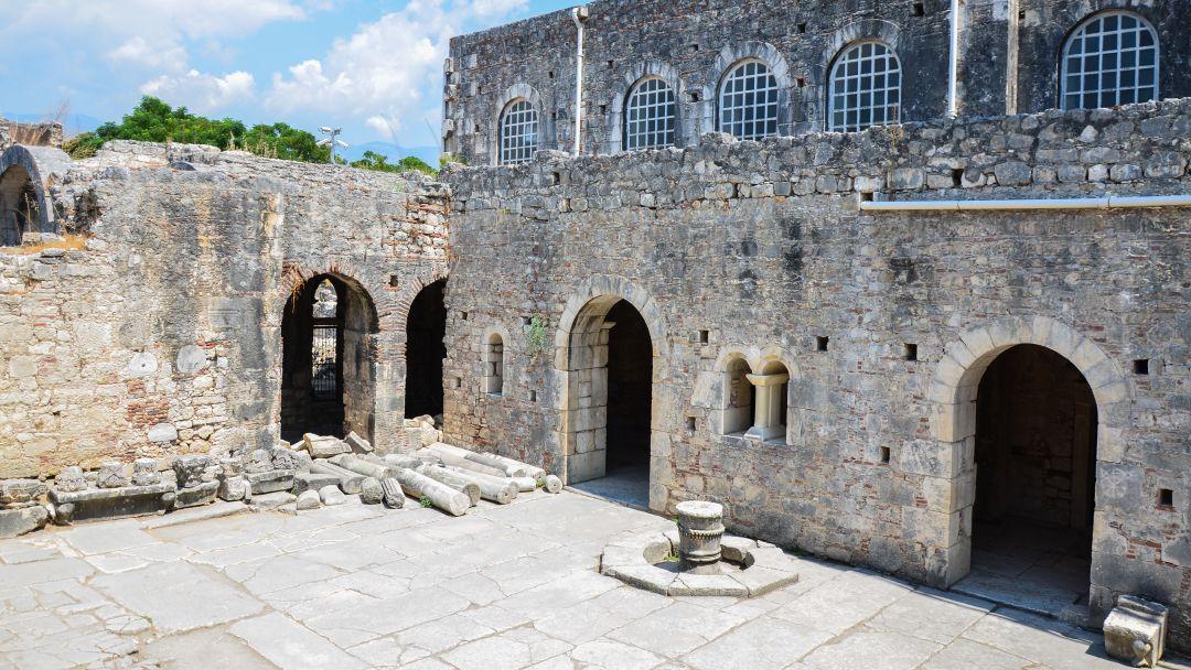 Церковь Святого Николая и Ликийские гробницы - фото 11