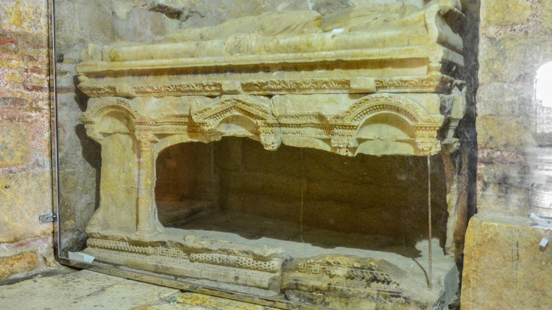 Церковь Святого Николая и Ликийские гробницы - фото 14
