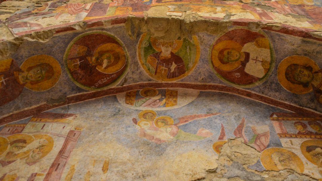 Церковь Святого Николая и Ликийские гробницы - фото 16
