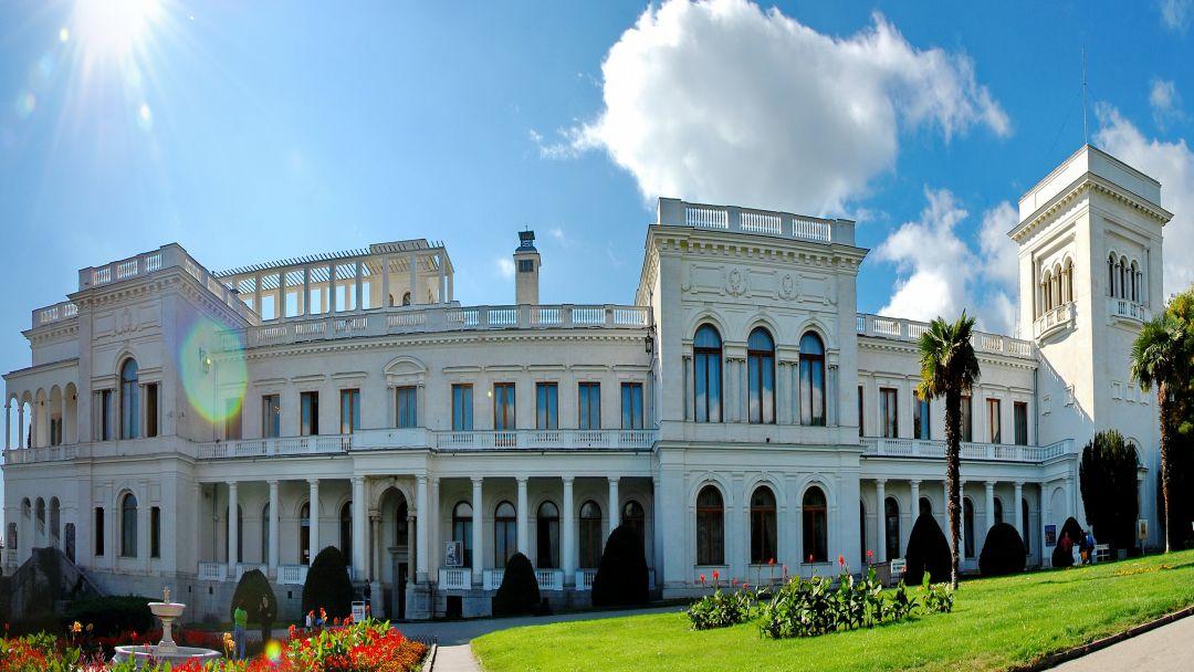 Ялта - Дворцы Южного берега Крыма  - фото 4