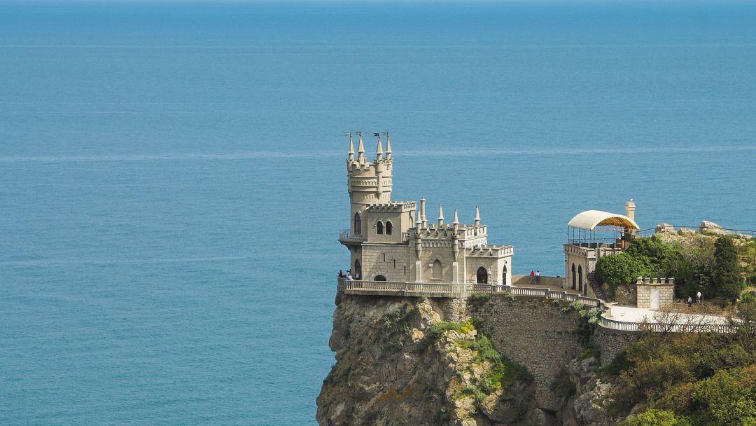 Ялта - Дворцы Южного берега Крыма  - фото 5
