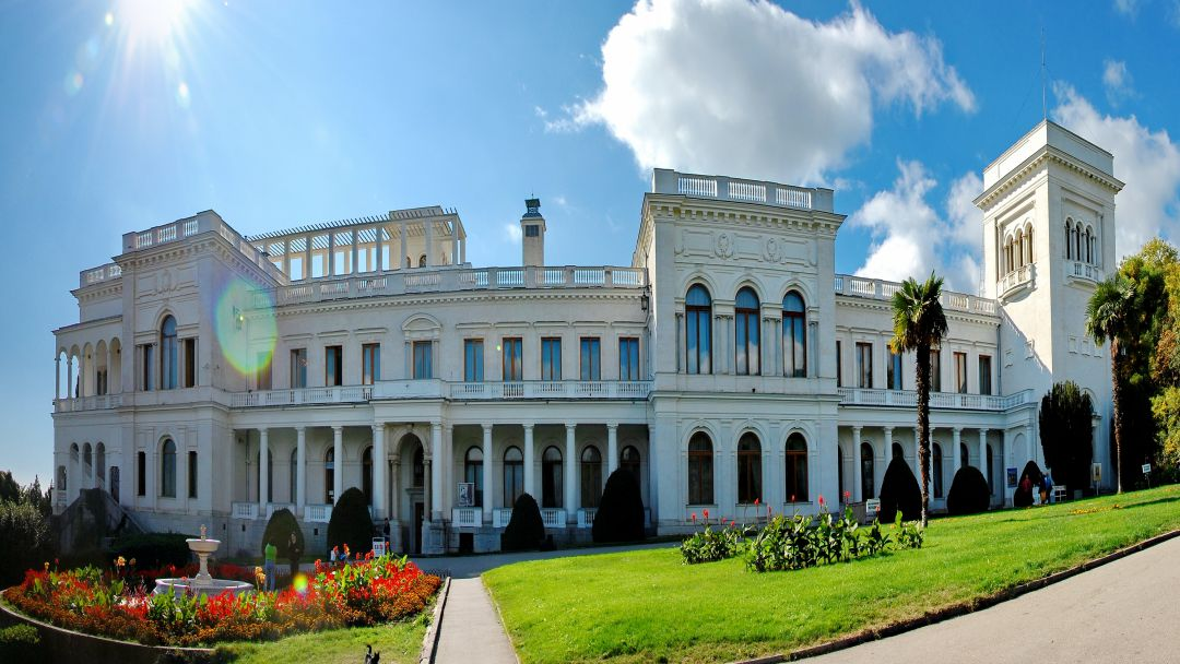 Дворцы Южнобережья в Ялте