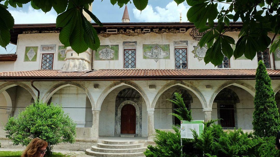 Бахчисарай - в забвенье дремлющий дворец - фото 5