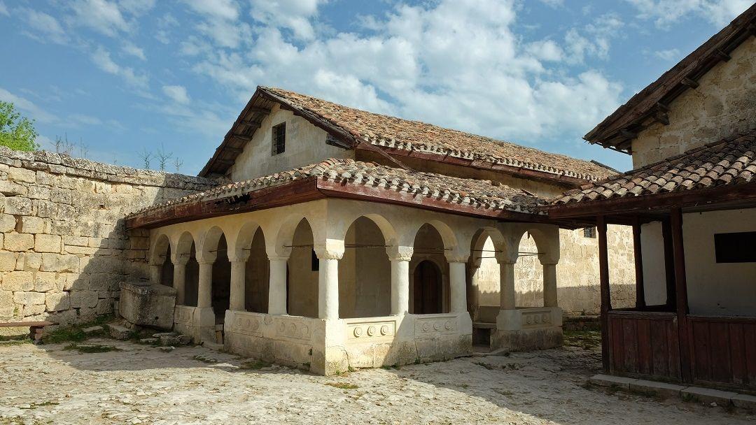 Бахчисарай - в забвенье дремлющий дворец - фото 6