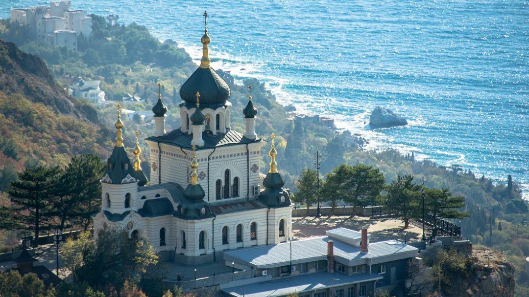 Золотое кольцо Крыма в Ялте