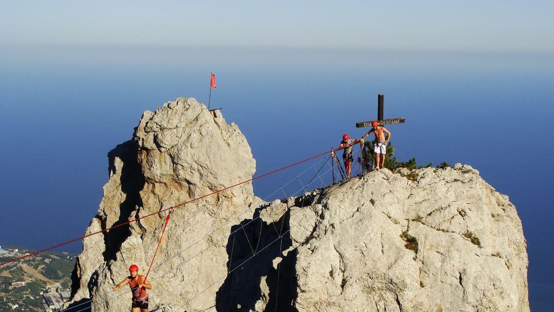 Восхождение на Ай-Петри, 1234 метра над морем! - фото 2