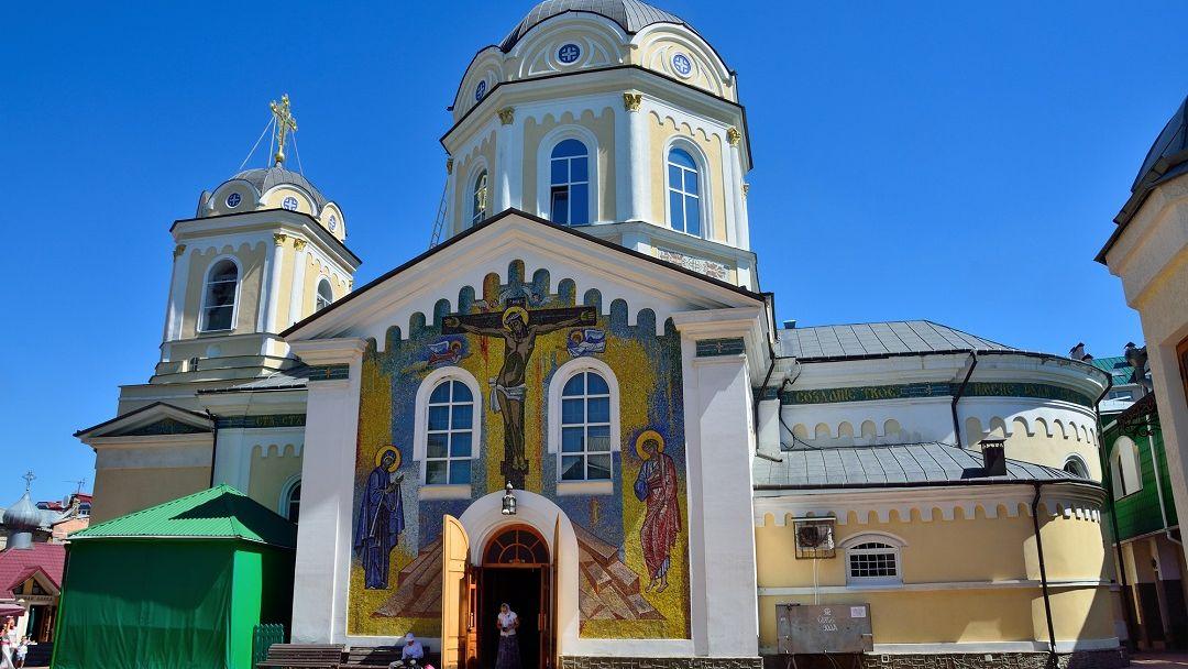 Экскурсия в Свято-Троицкий монастырь в Ялте