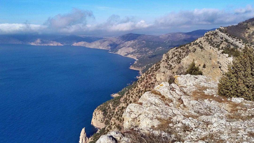 Через горы Крыма к морю! - фото 5