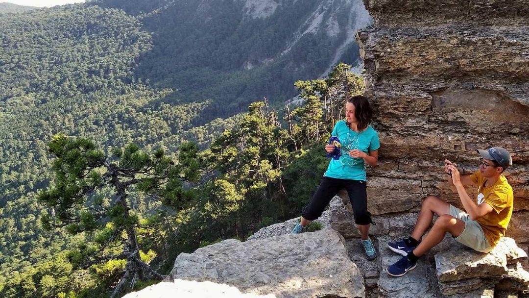 Восхождение на Ай-Петри, 1234 метра над морем! - фото 9