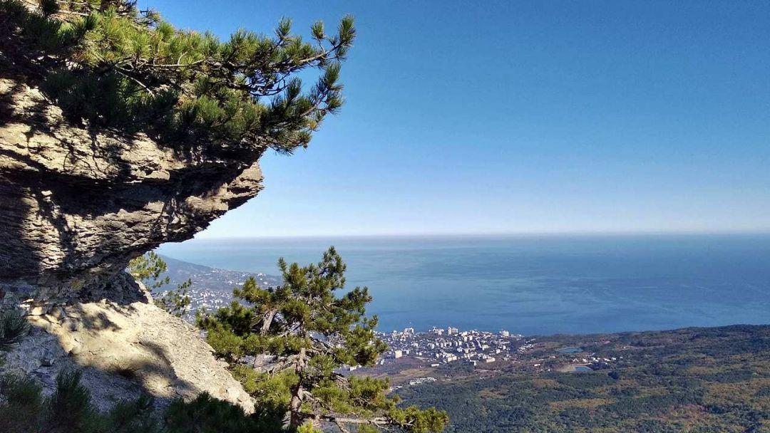 Восхождение на Ай-Петри, 1234 метра над морем! - фото 13