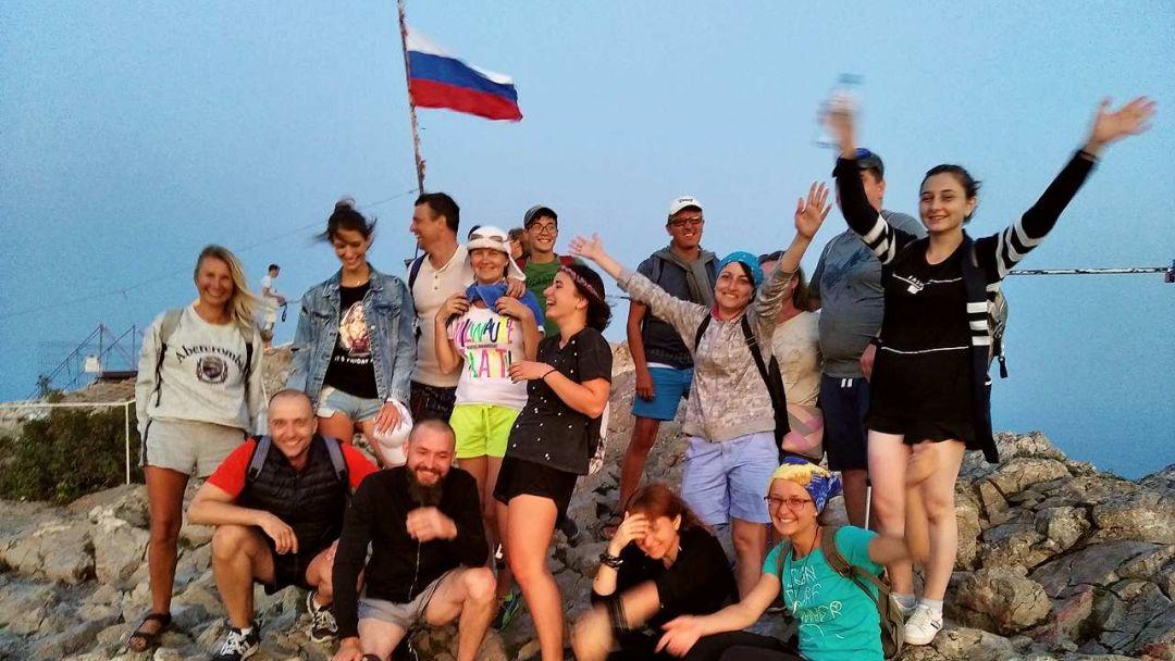 Восхождение на Ай-Петри, 1234 метра над морем! - фото 16