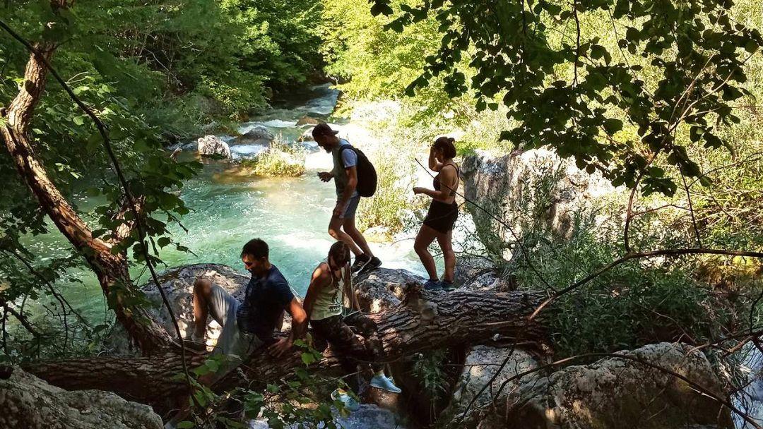 Изумрудный каньон Черной реки - фото 5