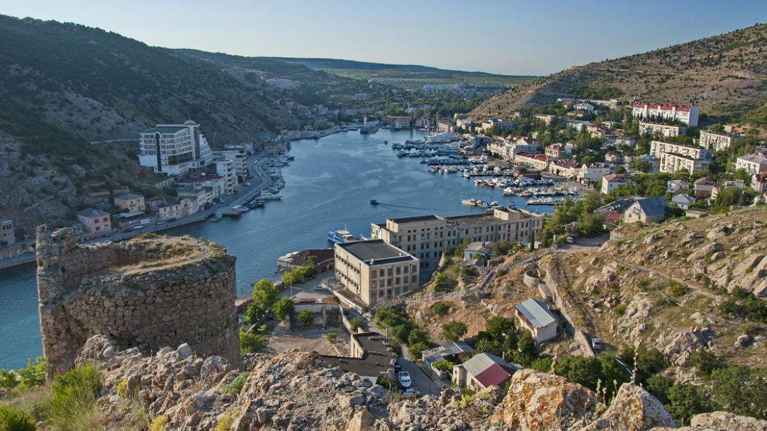Морская прогулка к гроту Дианы в Севастополе