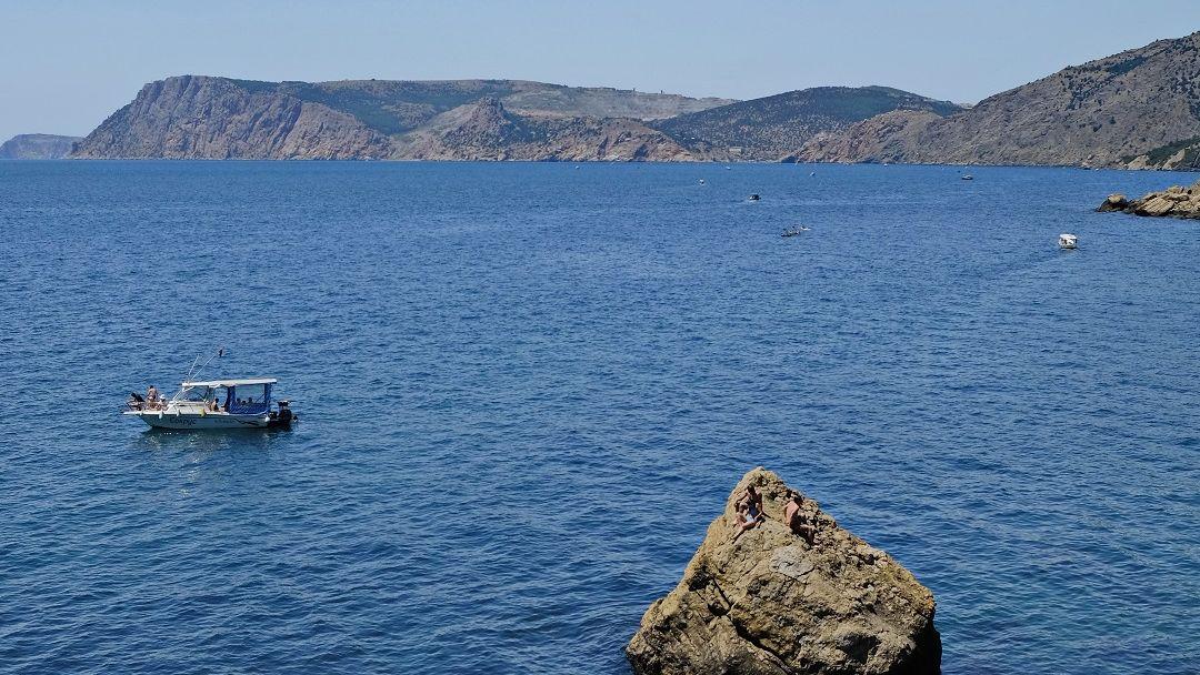 Морская прогулка вдоль побережья к мысу Айя - фото 6