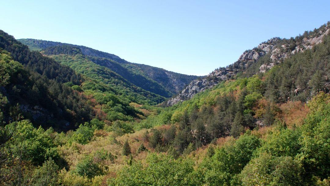 Квадроциклы: Ай-Тодорская долина в Севастополе