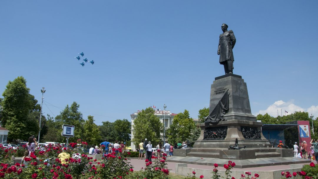 Город герой Севастополь в Севастополе