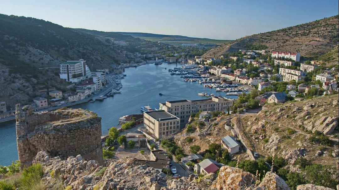Хроники Одиссеи в Феодосии