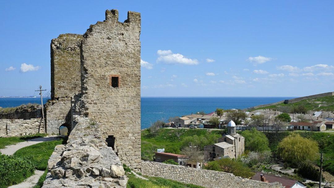 Феодосия - древний город 25 веков
