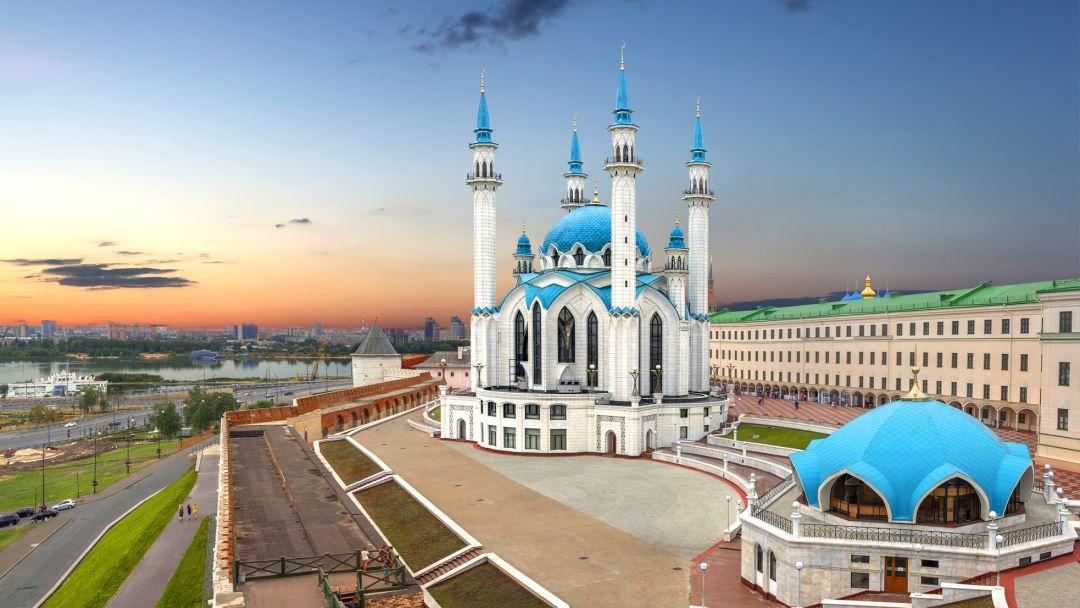 Обзорная экскурсия по Казани + Казанский кремль + Кот Казанский - фото 2