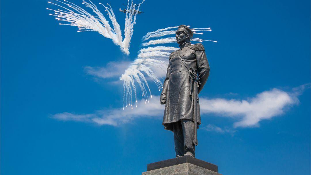 Легендарный Севастополь в Феодосии