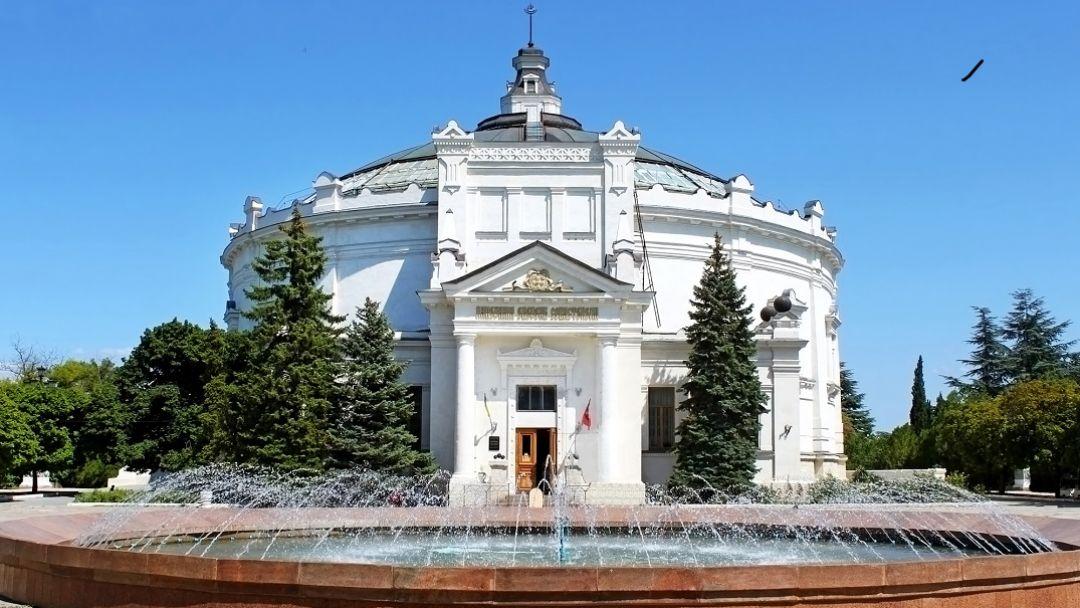 Легендарный Севастополь в Коктебеле