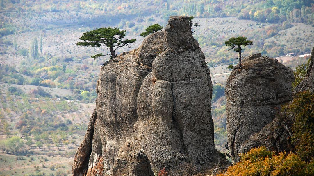 Гора Демерджи и водопад Джур-Джур - фото 3