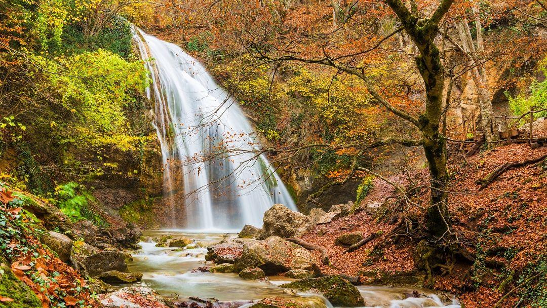 Гора Демерджи и водопад Джур-Джур - фото 4