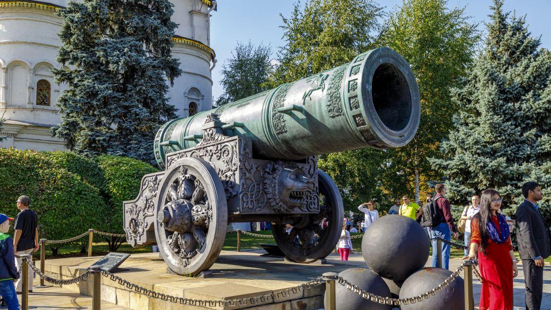 Москва – столица нашей родины (понедельник, среда, пятница) - фото 2