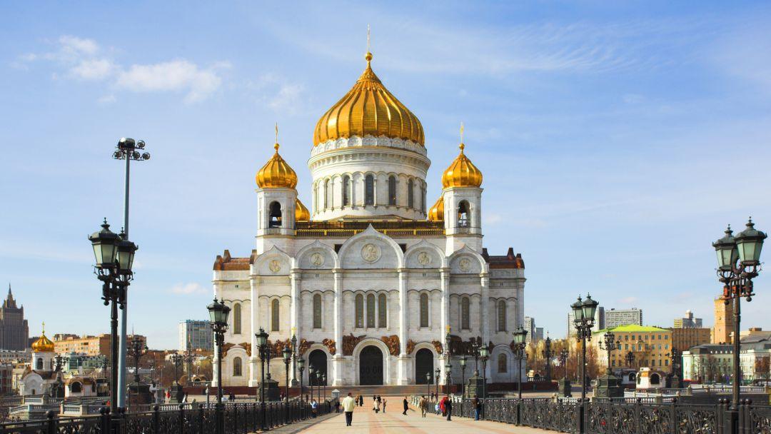 Москва – столица нашей родины (понедельник, среда, пятница) - фото 3