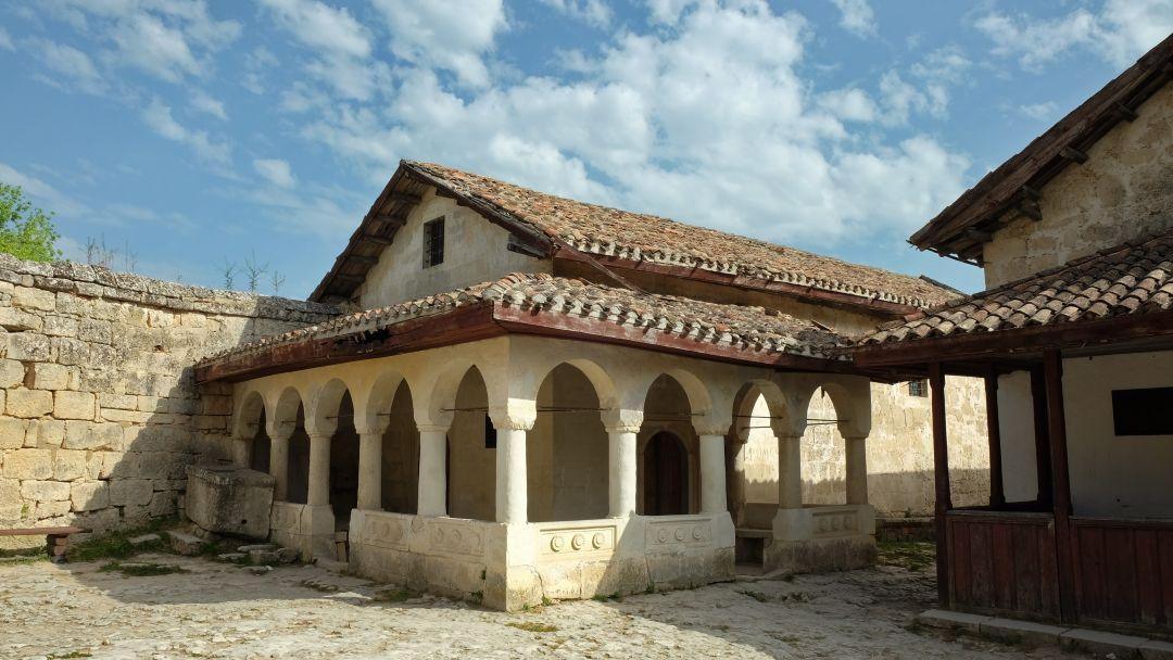 Средневековая сказка - Бахчисарай