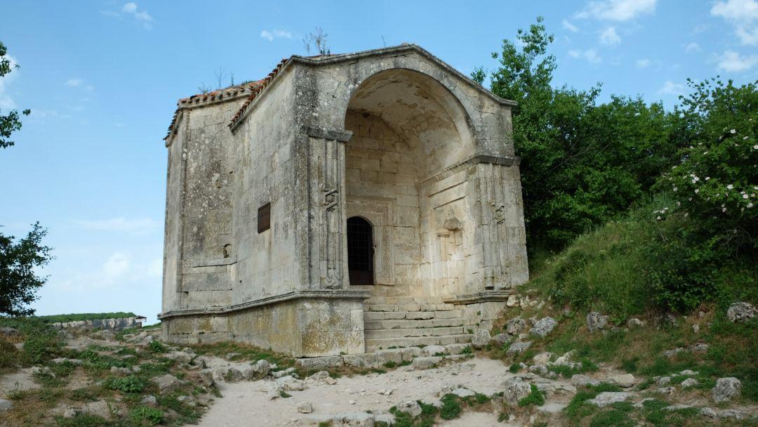 Средневековая сказка - Бахчисарай - фото 3