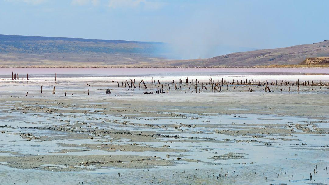 Грязелечебное Озеро Чокрак - фото 3