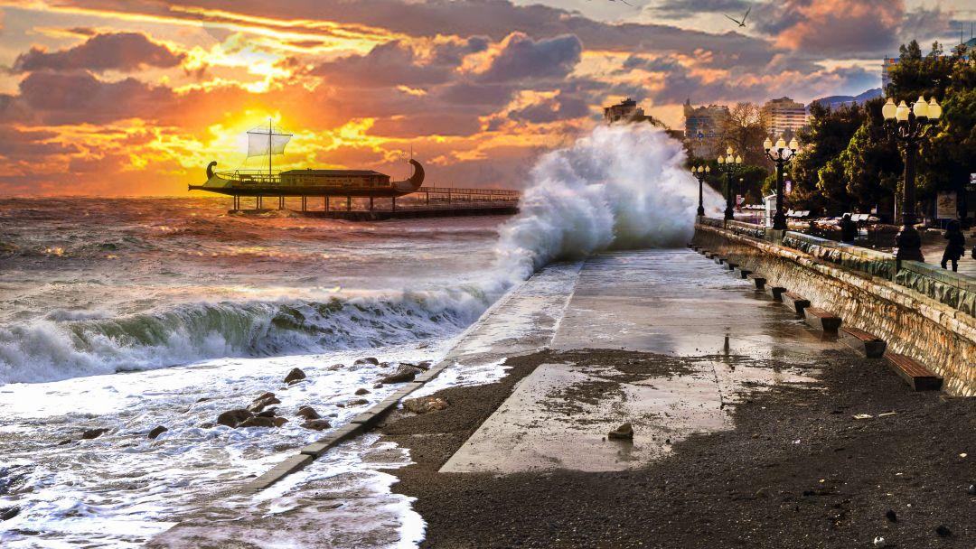 Ялта - Ливадия - Южный берег Крыма - фото 5