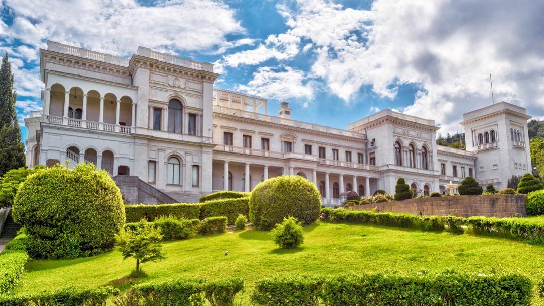 Дворцы Крыма в Евпатории